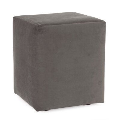 Josie Cube Ottoman Upholstery: Bella Pewter