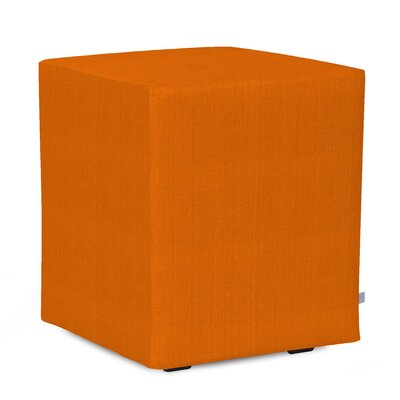Josie Cube Ottoman Upholstery: Sterling Canyon