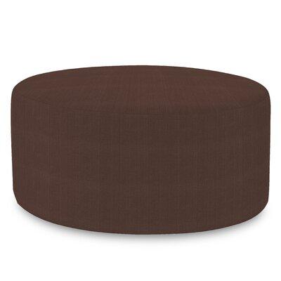 Fenham Sterling Ottoman Upholstery: Chocolate