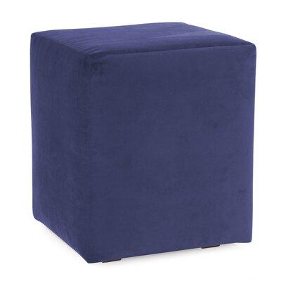 Josie Cube Ottoman Upholstery: Bella Royal