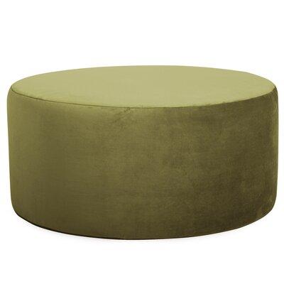 Josie Round Ottoman Upholstery: Bella Moss