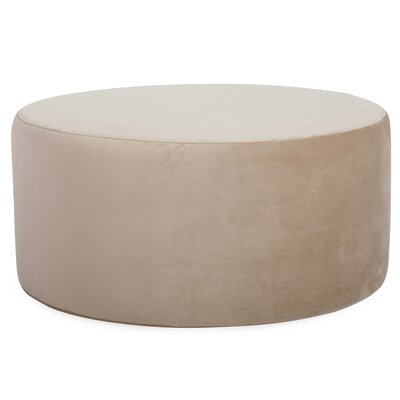 Josie Pouf Upholstery: Bella Sand