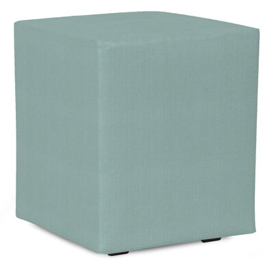Fenham Sterling Cube Ottoman Upholstery: Breeze