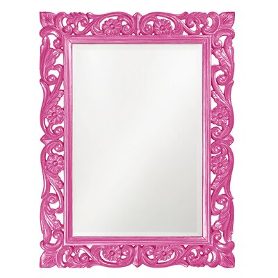 Lacquered and Lovely Mirror Finish: Hot Pink