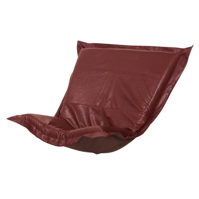 Azaria Avanti Chair Cushion Color: Apple - Red