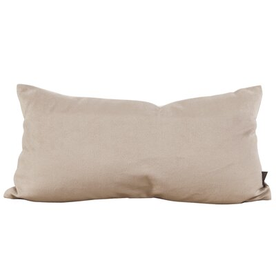 Mattingly Kidney Lumbar Pillow Color: Sand