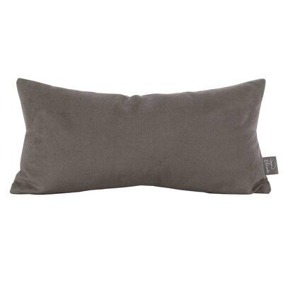 Mattingly Kidney Lumbar Pillow Color: Pewter