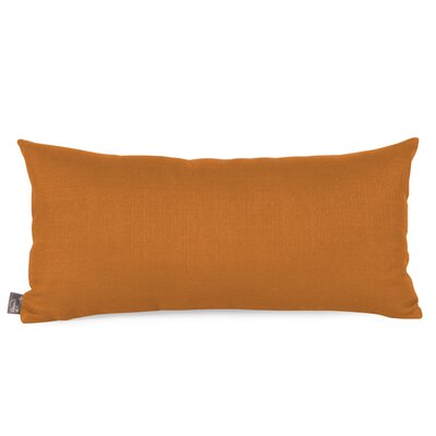 Salvador Kidney Lumbar Pillow Color: Canyon