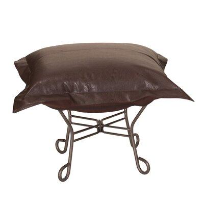 Avanti Ottoman Upholstery: Pecan