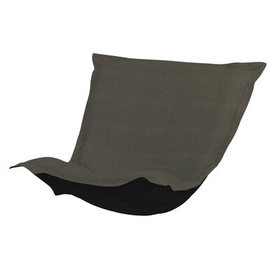 Azaria Sterling Chair Cushion Color: Charcoal