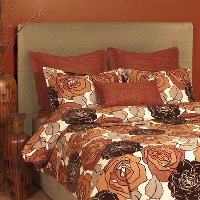 Headboard Slipcover Size: Full/Queen, Upholstery: Avanti Bronze