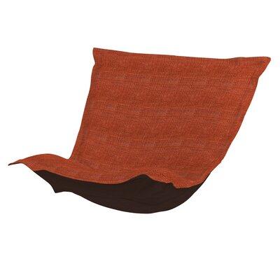 Azaria Coco Chair Cushion Color: Coral