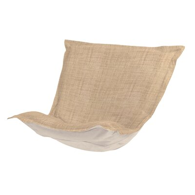 Azaria Coco Chair Cushion Color: Stone