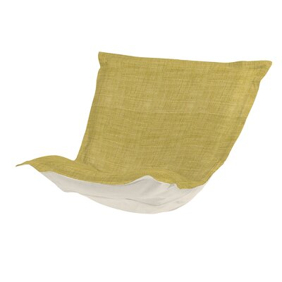Azaria Coco Chair Cushion Color: Peridot