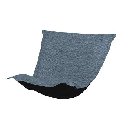 Azaria Coco Chair Cushion Color: Sapphire