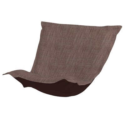 Azaria Coco Chair Cushion Color: Slate