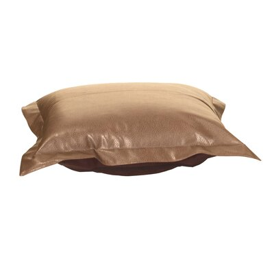 Azaria Avanti Ottoman Cushion Color: Bronze