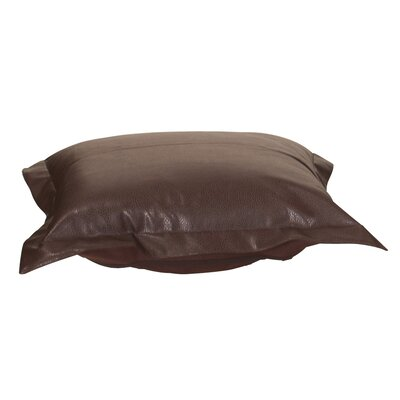 Azaria Avanti Ottoman Cushion Color: Pecan
