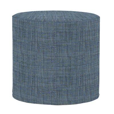 Contreras Coco Ottoman Upholstery: Sapphire
