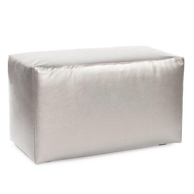 Josie Bench Slipcover Upholstery: Shimmer Mercury