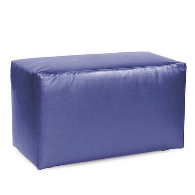 Josie Bench Slipcover Upholstery: Shimmer Sapphire
