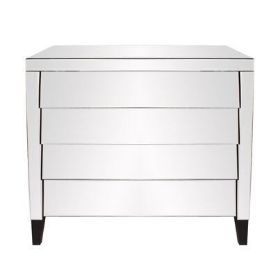 Ball 4 Drawer Dresser