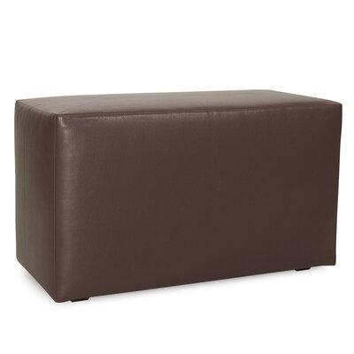 Josie Bench Slipcover Upholstery: Avanti Pecan