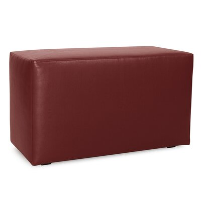 Josie Bench Slipcover Upholstery: Avanti Apple