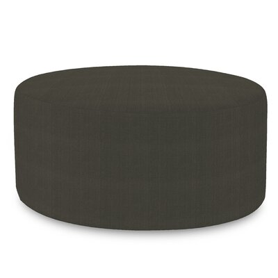 Josie Ottoman Slipcover Upholstery: Sterling Charcoal
