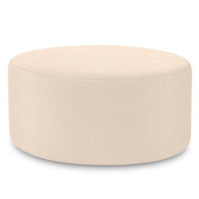 Josie Ottoman Slipcover Upholstery: Sterling Sand