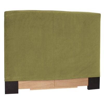 Judith Upholstered Panel Headboard Size: Full/Queen, Upholstery: Bella Moss