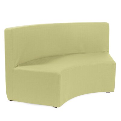 Straka InCurve Sofa Upholstery: Sterling Willow