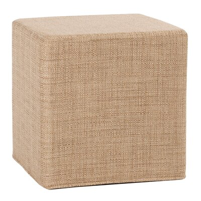Mulligan Cube Ottoman Upholstery: Coco Stone