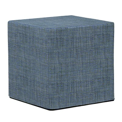 Richmond Cube Ottoman Upholstery: Coco Sapphire