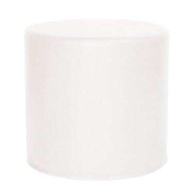 Contreras Avanti Pouf Upholstery: White