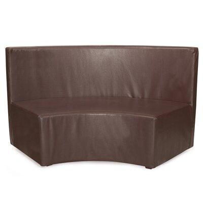 Josie InCurve Sofa Upholstery: Avanti Pecan