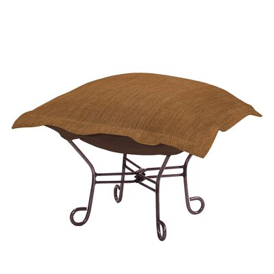 Azaria Ottoman Upholstery: Coco Topaz