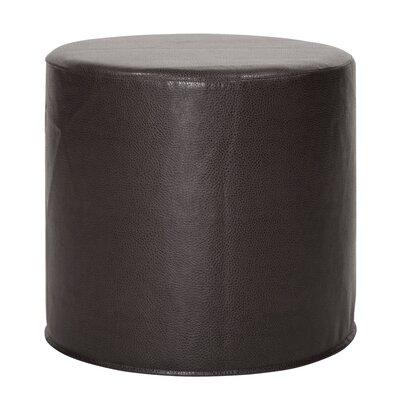 Contreras Avanti Ottoman Upholstery: Black