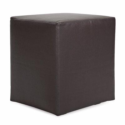 Josie Ottoman Slipcover Upholstery: Avanti Black