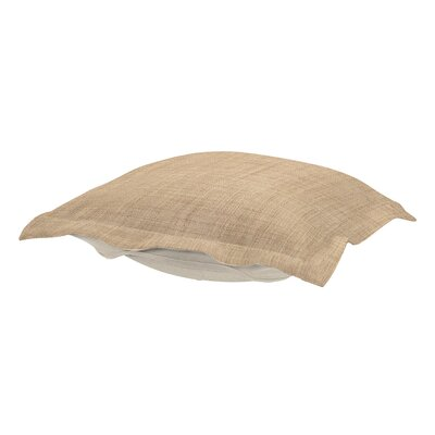 Azaria Coco Ottoman Cover Upholstery: Stone