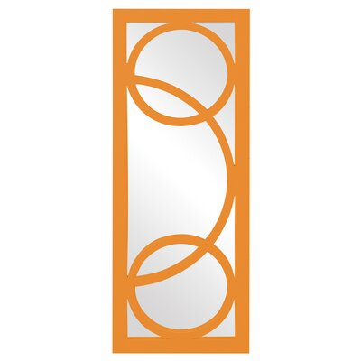 Dynasty Mirror Finish: Orange