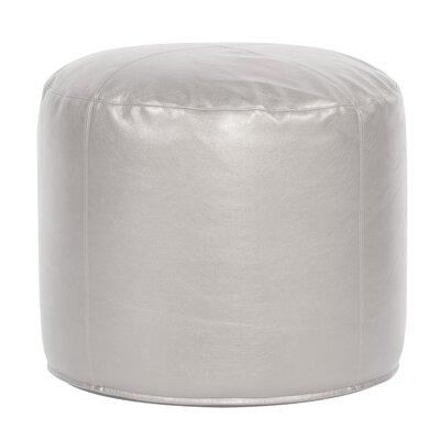 Ashworth Shimmer Ottoman Upholstery: Mercury