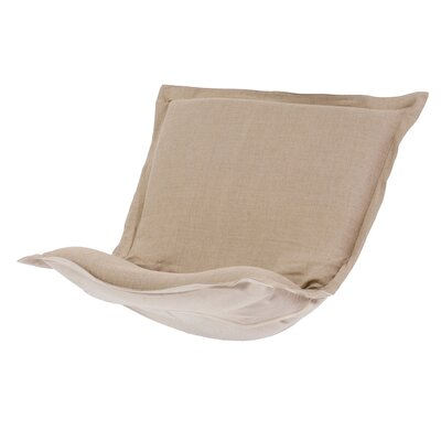 Azaria Prairie Linen Chair Cover