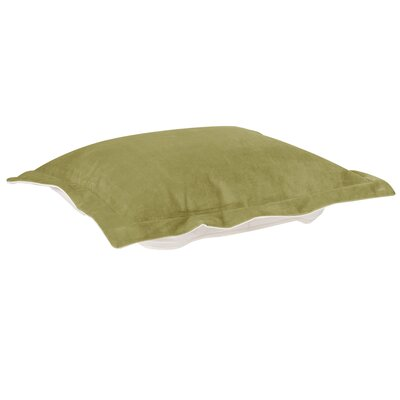 Azaria Throw Pillow Color: Bella Moss