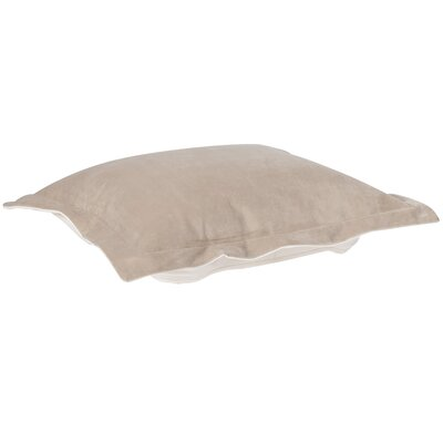 Azaria Throw Pillow Color: Bella Sand