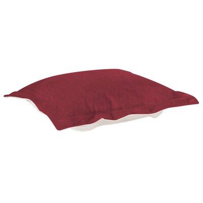 Azaria Ottoman Slipcover Upholstery: Bella Merlot
