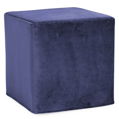 Contreras Block Ottoman Upholstery: Bella Royal