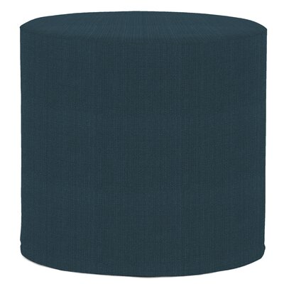 Contreras Pouf Upholstery: Sterling Indigo