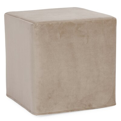 Contreras Block Ottoman Upholstery: Bella Sand