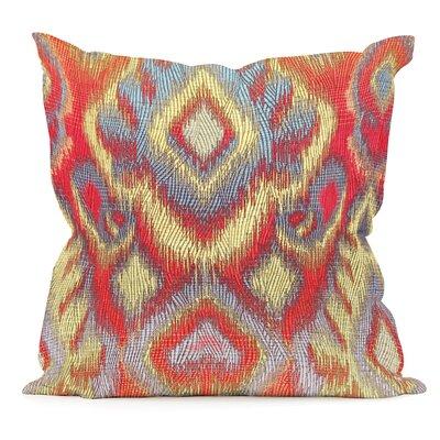 Brileys Throw Pillow Color: Opal Fire, Size: 20 H x 20 W x 8 D